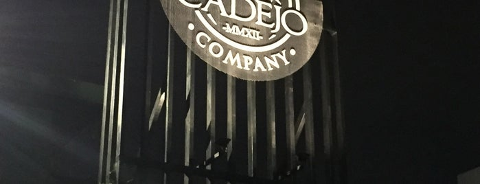 Cadejo Brewing Company is one of Bar hoppin!!.