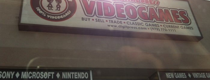 Digital Press Video Games is one of NY.
