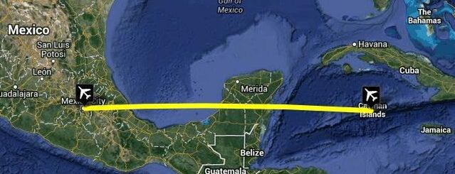 오언 로버츠 국제공항 (GCM) is one of Part 1~International Airports....