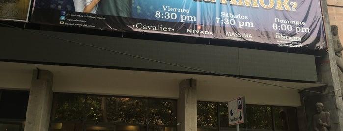 Nuevo Teatro Silvia Pinal is one of Posti che sono piaciuti a Eduardo.