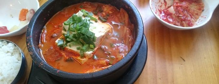 Seoul Restaurant is one of สถานที่ที่ Gianni ถูกใจ.