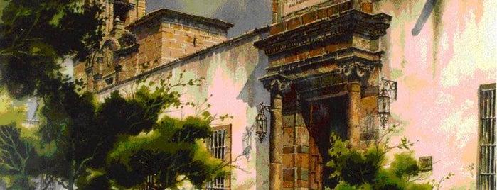 """Antiguo Hospital Civil de Guadalajara """"Fray Antonio Alcalde"""" is one of Tempat yang Disukai Canek."""