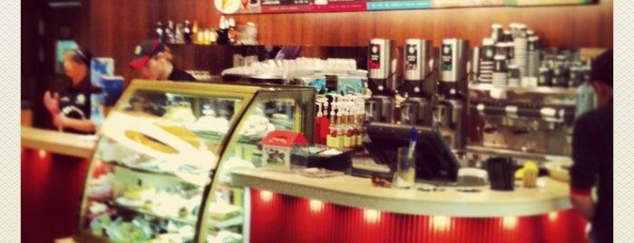 Coffeeshop Company is one of Пароли FREE Wi-Fi.