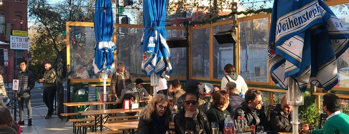 Dacha Beer Garden is one of Washington, DC.
