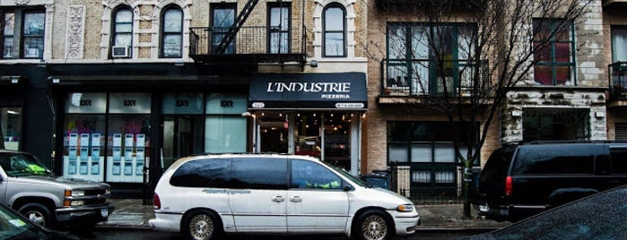 L'Industrie Pizzeria is one of Best Pizza in NYC.