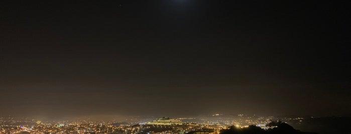 مطل جبل نهران is one of Abha.