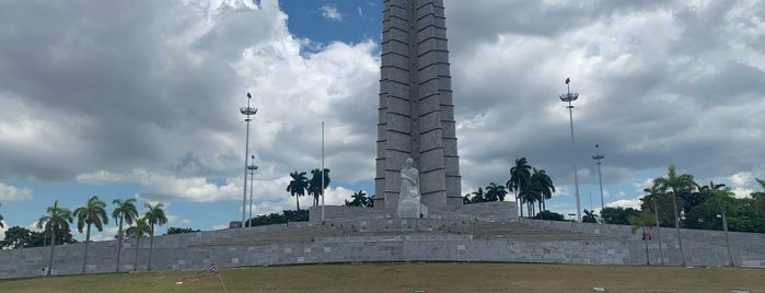 José Martí Memorial is one of Carlさんのお気に入りスポット.