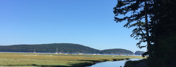 Lopez Island is one of Internet Part 3.