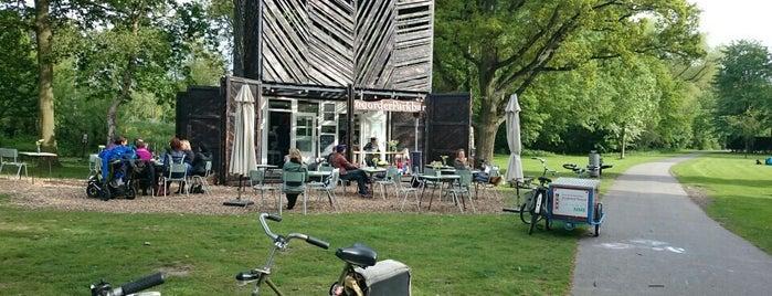 Noorderparkbar is one of Amsterdam.