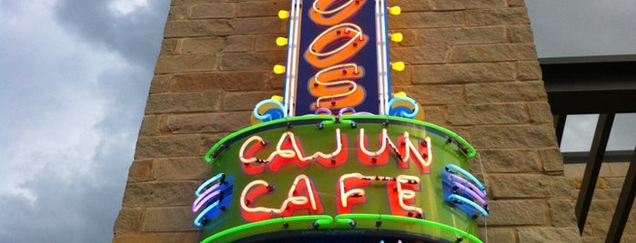 Razzoo's Cajun Cafe is one of Austin, TX.