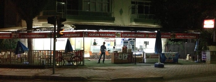 Ceylin Pastanesi is one of Kuşadası-Antalya.
