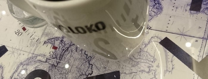 Moloko Coffee Serifali is one of Lugares favoritos de Hani.