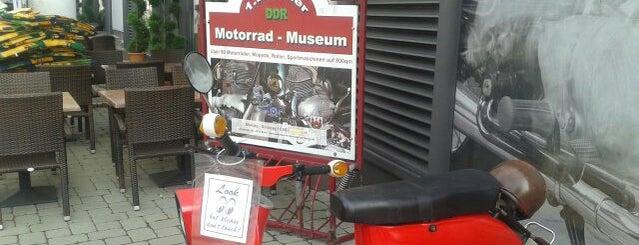 DDR Motorrad-Museum is one of Berlin Best: Sights.