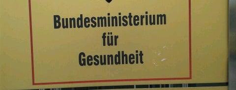 Bundesministerium für Gesundheit is one of Berlin #4sqcities.