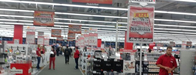 MediaMarkt is one of Joud's Liked Places.