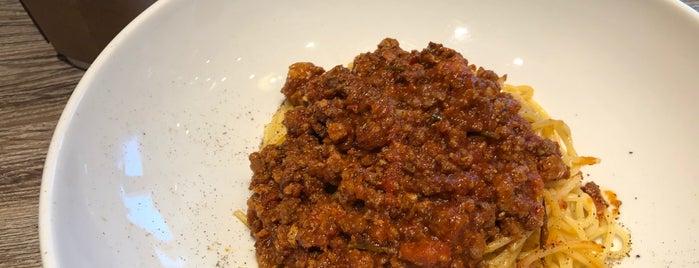 KNOCK Cucina Buona Italiana is one of Tempat yang Disukai myukkgarue.
