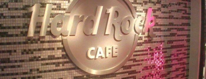Hard Rock Cafe is one of Berlin.