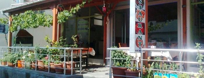Hektor Restaurant & Pansiyon is one of Yağız 님이 좋아한 장소.