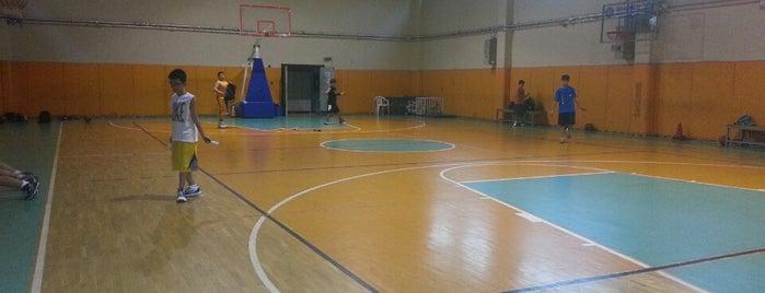 60. Yıl Basketbol Sahası is one of Hakan 님이 저장한 장소.