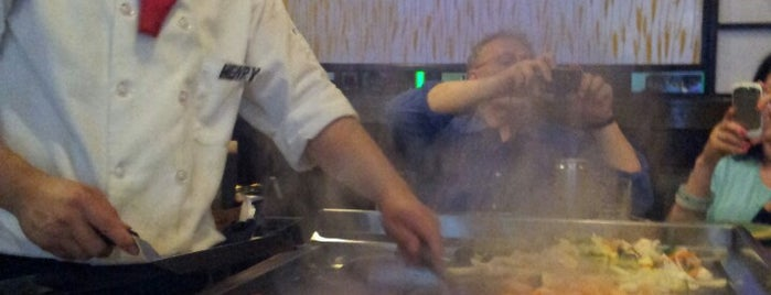 Izumi Hibachi is one of To the East of Queens.