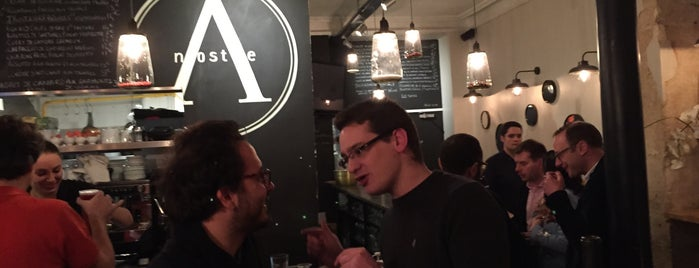 A. Noste is one of Paris'15.
