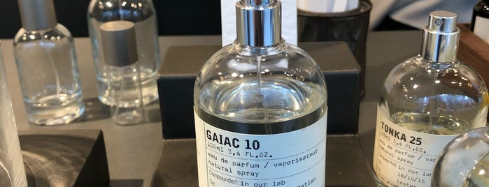 LE LABO is one of Japan.