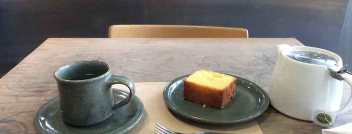 Rose Bakery is one of Specialty Coffee Shops Part 2 (London).