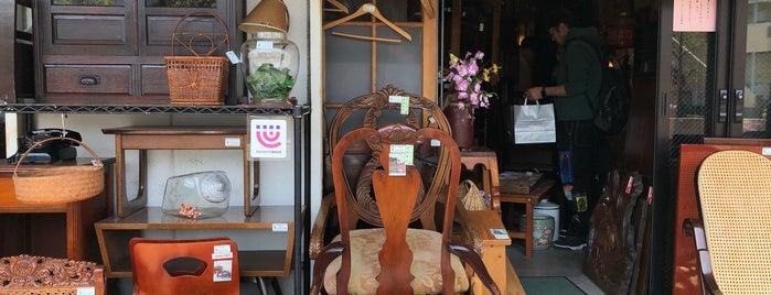 アンティーク 山本商店 is one of Tochickyo.