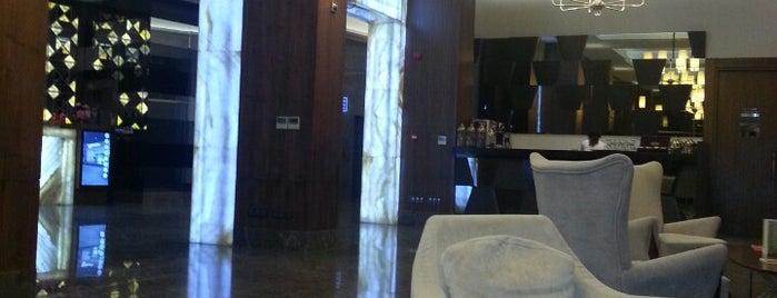 Lova Hotel Spa is one of Butik Otel.