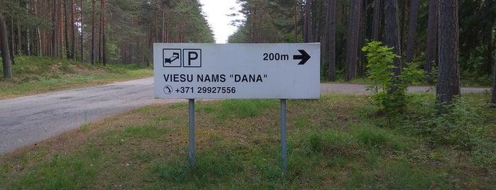 Viesu māja DANA is one of AtputasBazes.lv VOL 2.