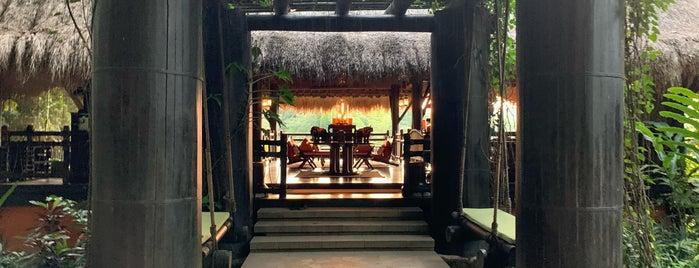 Burma Bar - 4 Seasons Chang Rai is one of Tailandia.