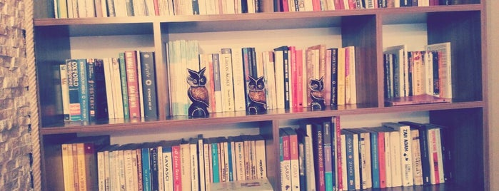 Baykuş Kitap&Kafe is one of Trakya.