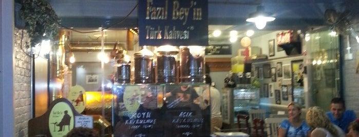 Fazıl Bey'in Türk Kahvesi is one of تـــــركيا😘.