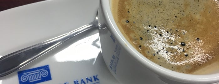 Hellenic Bank is one of Москва.
