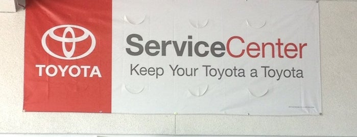 Fremont Toyota is one of USA 3.