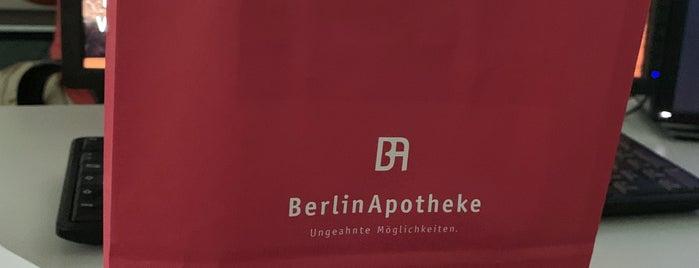 BerlinApotheke Oranienburger Tor is one of Joy 🍀 님이 저장한 장소.