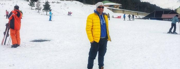 Kayı Snow Otel is one of Lugares favoritos de Ekin.