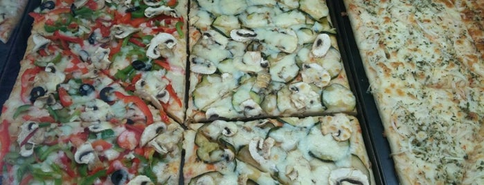 Via Pizza is one of Valencia.