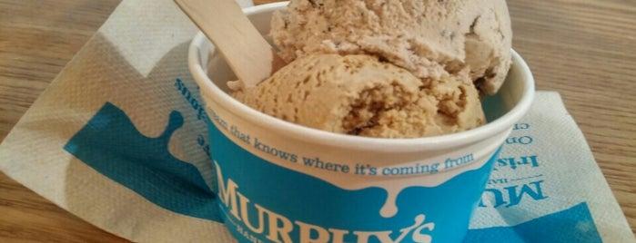 Murphy's Ice Cream is one of Ireland.