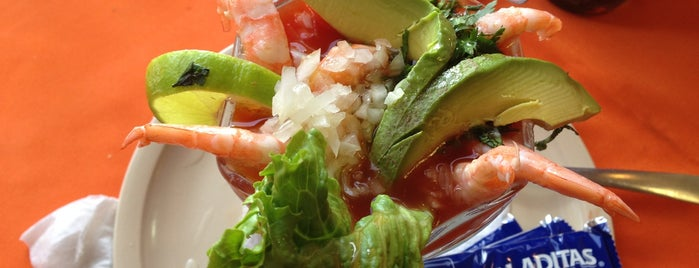 Mariscos Don Pedro is one of Must-visit Food in Distrito Federal.