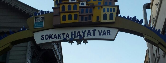 Ortaköy is one of My Istanbul.