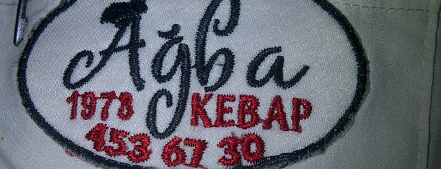 Ağba Kebap is one of Eat, dream, love!.
