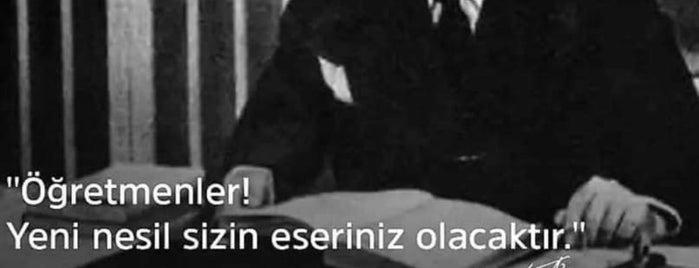 Kırkkonaklar is one of ANKARA :)).