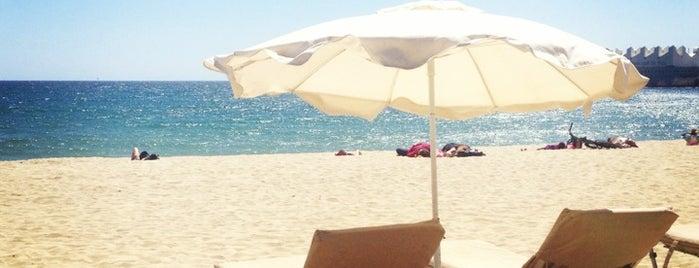 Inercia Xiringuito Beach is one of Chiringuitos de Barcelona.