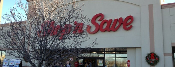 Shop N Save is one of Rob's Liked Places.