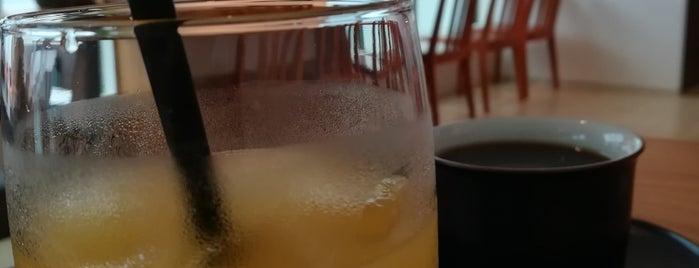 Cafe & Roaster Strange Fruit is one of Free Wi-Fi in 埼玉県.