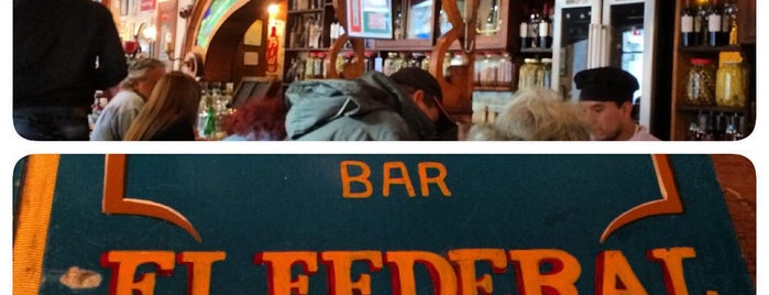 Bar El Federal is one of B.A..