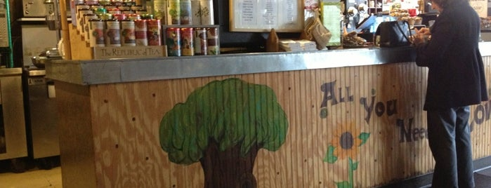 Treehouse Coffee Shop is one of Jersey.