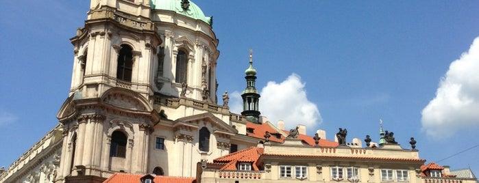 Malá Strana is one of Long weekend in Prague.