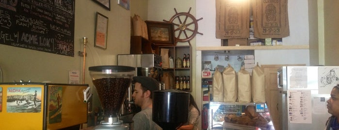 Tugboat Tea Company is one of Trendy Coffee.